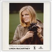 Click here for more info about 'Linda McCartney - Portrait by Paul McCartney'