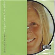 Click here for more info about 'Linda McCartney - The Light Comes From Within'