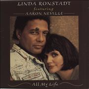 Click here for more info about 'Linda Ronstadt - All My Life'