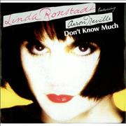 Click here for more info about 'Linda Ronstadt - Don't Know Much + Sleeve'