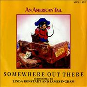 Click here for more info about 'Linda Ronstadt - Somewhere Out There'