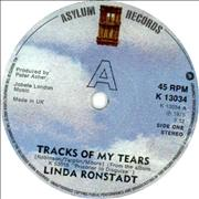 Click here for more info about 'Linda Ronstadt - Tracks Of My Tears'