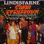 Click here for more info about 'Lindisfarne - C'mon Everybody!'