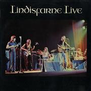 Click here for more info about 'Lindisfarne - Lindisfarne Live - 1st'