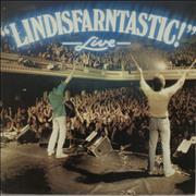 Click here for more info about 'Lindisfarne - Lindisfarntastic! Live'