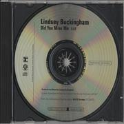 Click here for more info about 'Lindsey Buckingham - Did You Miss Me'