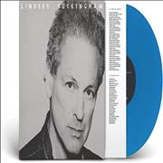 Click here for more info about 'Lindsey Buckingham - Lindsey Buckingham - Sky Blue Vinyl - Sealed'