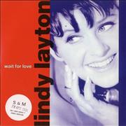 Click here for more info about 'Lindy Layton - Wait For Love'