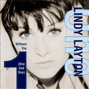 Click here for more info about 'Lindy Layton - Without You (One And One)'