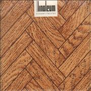 Click here for more info about 'Linoleum - Dissent/Twisted - Linoleum sleeve'