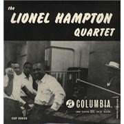 Click here for more info about 'Lionel Hampton - The Lionel Hampton Quartet'