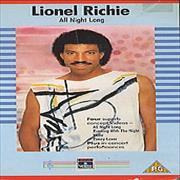 Click here for more info about 'Lionel Richie - All Night Long'