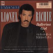 Click here for more info about 'Lionel Richie - Ballerina Girl / Deep River Woman'