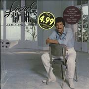Click here for more info about 'Lionel Richie - Can't Slow Down - Sealed'