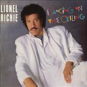 Click here for more info about 'Lionel Richie - Dancing On The Ceiling'