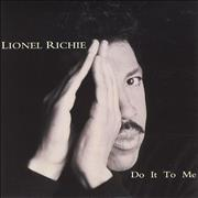 Click here for more info about 'Lionel Richie - Do It To Me'