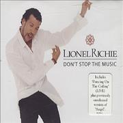 Click here for more info about 'Lionel Richie - Don't Stop The Music'