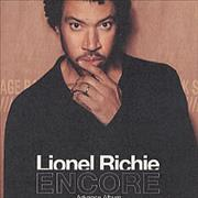 Click here for more info about 'Lionel Richie - Encore'