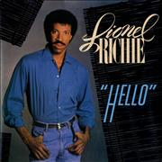 Click here for more info about 'Lionel Richie - Hello - Solid - P/S'