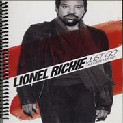 Click here for more info about 'Lionel Richie - Just Go - UK & Europe Tour 2009'