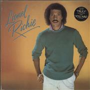Click here for more info about 'Lionel Richie - Lionel Richie - Stickered Sleeve'