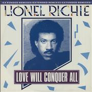 Click here for more info about 'Lionel Richie - Love Will Conquer All'