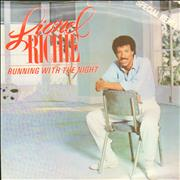 Click here for more info about 'Lionel Richie - Running With The Night + Sleeve'