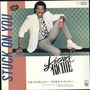 Click here for more info about 'Lionel Richie - Stuck On You'