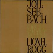Click here for more info about 'Lionel Rogg - Bach: Complete Organ Works: Volume 3'