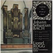Click here for more info about 'Lionel Rogg - Johann Sebastian Bach: Organ Works: Volume 1'