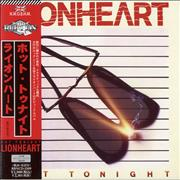 Click here for more info about 'Lionheart - Hot Tonight'