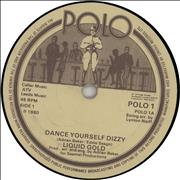 Click here for more info about 'Liquid Gold - Dance Yourself Dizzy'