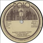 Click here for more info about 'Liquid Gold - Dance Youself Dizzy'
