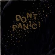 Click here for more info about 'Liquid Gold - Don't Panic'