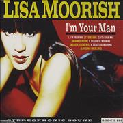 Click here for more info about 'Lisa Moorish - I'm Your Man'