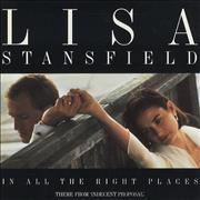 Click here for more info about 'Lisa Stansfield - In All The Right Places'