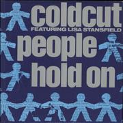 Click here for more info about 'Lisa Stansfield - People Hold On - Blue Sleeve'
