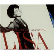 Click here for more info about 'Lisa Stansfield - Set Your Loving Free - Holographic'