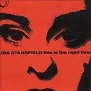 Click here for more info about 'Lisa Stansfield - This Is The Right Time'