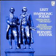 Click here for more info about 'Franz Liszt - Symphonic Poems: 'Festklänge' & 'Die Ideale''