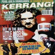 Click here for more info about 'Kerrang! Magazine - Kerrang! Magazine - Apr 94'