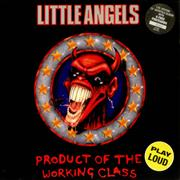 Click here for more info about 'Little Angels - Product Of The Working Class - Gatefold'