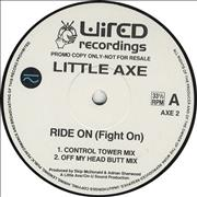 Click here for more info about 'Little Axe - Ride On (Fight On)'