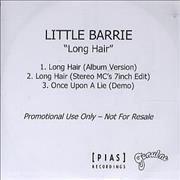 Click here for more info about 'Little Barrie - Long Hair'