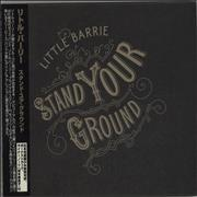 Click here for more info about 'Little Barrie - Stand Your Ground - Gold Disc + Obi'