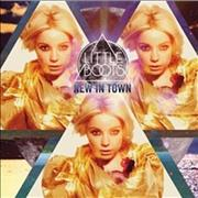 Click here for more info about 'Little Boots - New In Town'