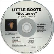 Click here for more info about 'Little Boots - Nocturnes + Press Release'
