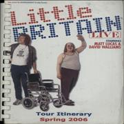 Click here for more info about 'Little Britain - Live - Spring 2006 + T-shirt & Fleece'