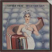 Click here for more info about 'Little Feat - Dixie Chicken - Burbank Label / Deletion cut'