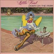 Click here for more info about 'Little Feat - Down On The Farm'